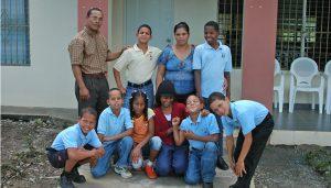Familienleben im CFI-Kinderdorf, CFI Kinderhilfe