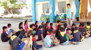 """Kinderdorf """"Shining Jewels"""", Philippinen, CFI Kinderhilfe, Kinder in Not helfen, Gutes Tun für Waisenkinder"""