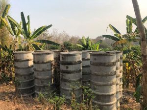 Neue Wassertanks für das Kinderdorf