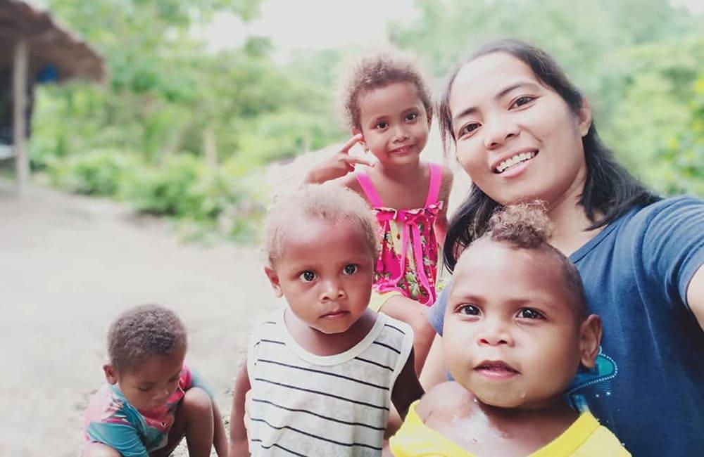 Kinderdorf Philippinen in Not, Corona-Krise im Kinderdorf