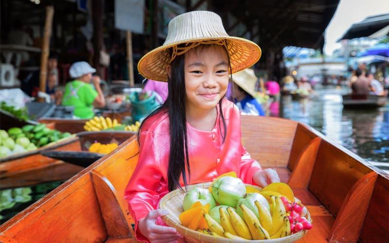 Kinderdorf in Thailand, Hilfe notwendig, Kindern helfen