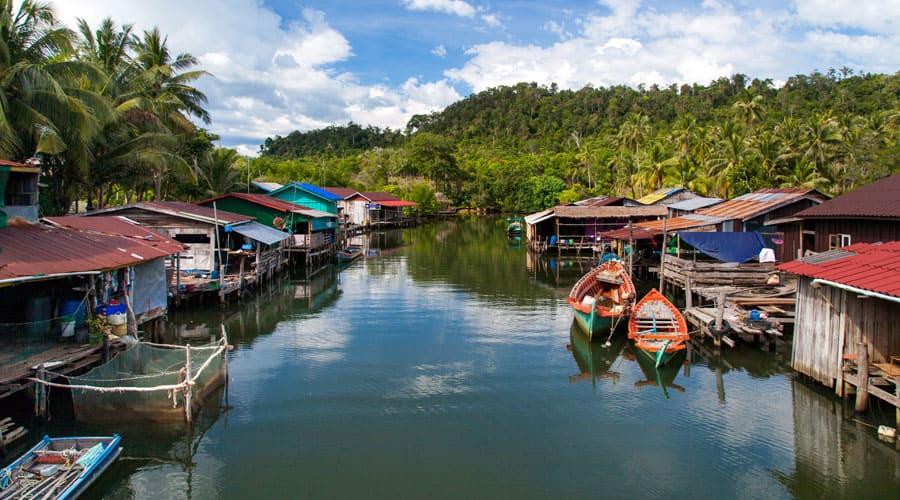 Kambodscha, Kinderdorf, CFI-Kinderhilfe