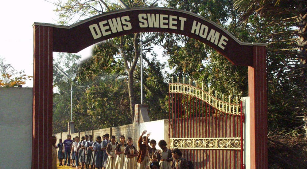 Kinderdorf DESW Sweet Home in Indien, CFI.inderhilfe, Kinder in Not helfen