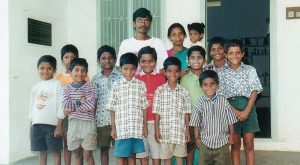 Die Geborgenheit einer Familie für alle Kinder