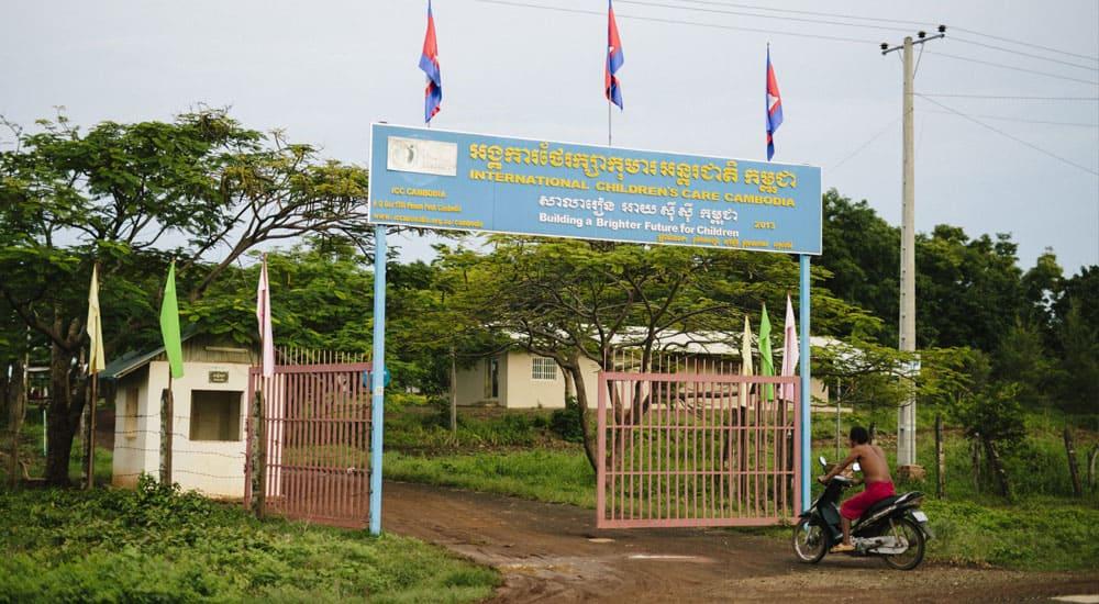 "Das Kinderdorf ""Light of Hope"" in Kambodscha"