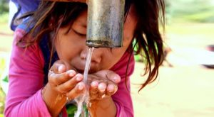 Trinkwasserversorgung für das Kinderdorf in Kambodscha, CFI-Kinderhilfe. jetzt spenden für Trinkwasser