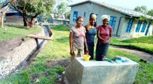 Wasserversorgung sichern im Kinderdorf Kongo