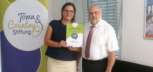 Die Town & Country Stiftungspreis 2019, CFI-Kinderhilfe