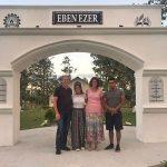 Familie Schreiber besucht das Kinderdorf Los Pinos in Guatemala
