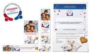 Unser digitales Weihnachtspäckchen für Ihre Weihnachstpost